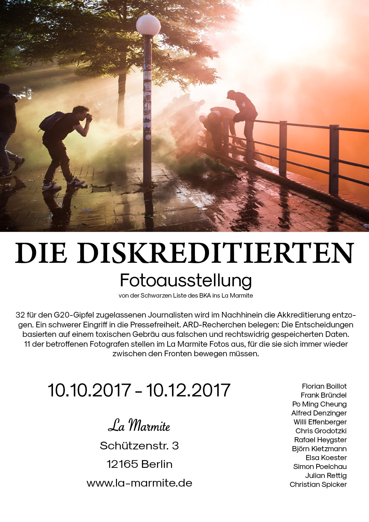 Die Diskreditierten