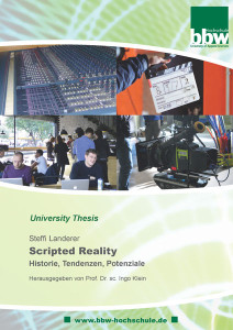 Steffi Landerer: Scripted Reality, Cover