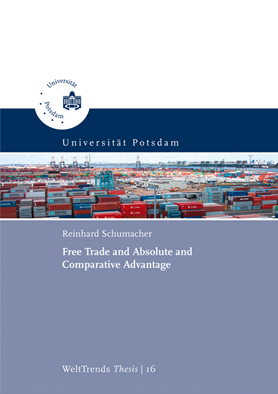 Free trade and absolute and comparative advantage