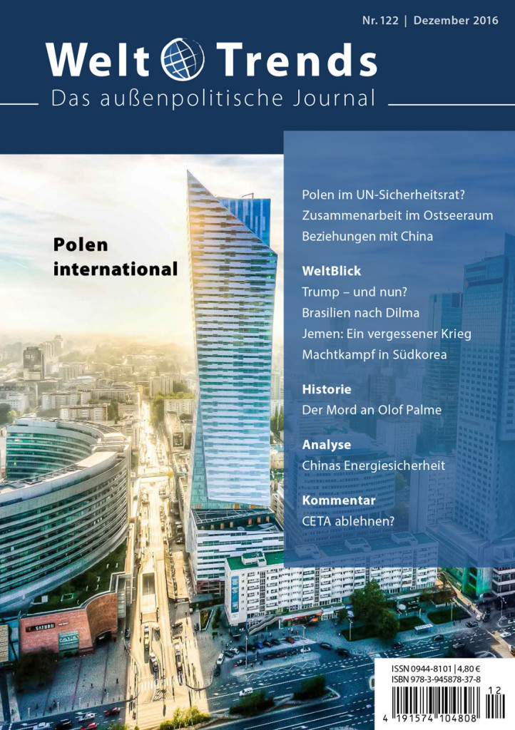 WeltTrends 122: Polen international