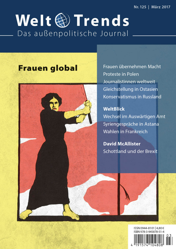 WeltTrends 125: Frauen global