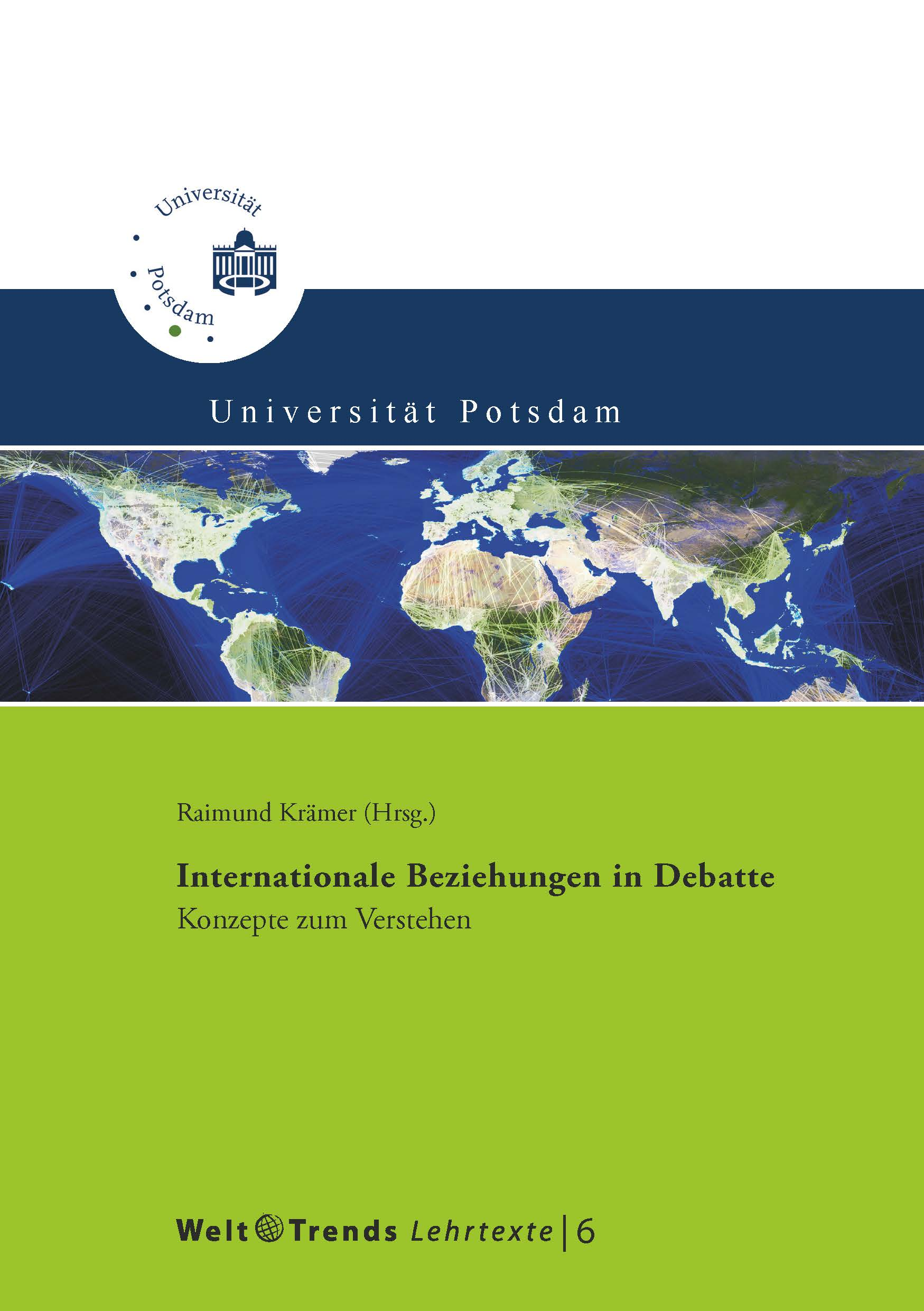 Lehrtexte 6, Internationale Beziehungen in Debatte